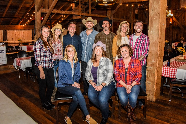 WOW-WE CARE CHARITY, INC. Raises $11,625 for Rise Together at annual Barn Bash